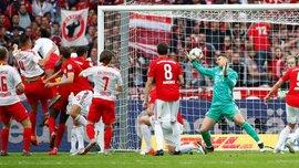 Кубок Німеччини: результати жеребкування 1/8 фіналу