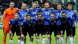 Сборная Эстонии объявила состав на матчи против Украины и Нидерландов