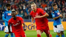 Зальцбург готовий відпустити Холанда за 100 млн євро – три топ-клуби поборються за сенсаційного бомбардира