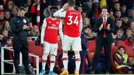 Джака официально лишен звания капитана Арсенала – Эмери назвал нового владельца повязки