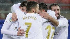 Ейбар – Реал – 0:4 – відео голів та огляд матчу