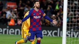 Ефектний хет-трик Мессі у відеоогляді матчу Барселона – Сельта – 4:1