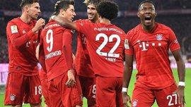 Бавария – Боруссия Д – 4:0  – видео голов и обзор матча