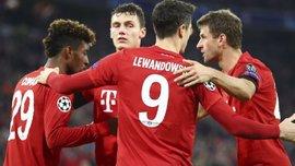 Бавария – Олимпиакос – 2:0 – видео голов и обзор матча