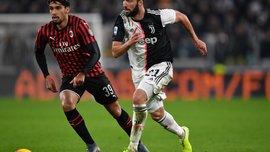 Ювентус – Милан – 1:0 – видео голов и обзор матча