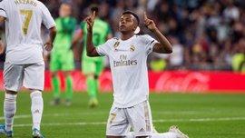 Вингер Реала Родриго установил историческое достижение в Лиге чемпионов