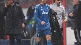Роналду разозлился после своей замены в матче против Локомотива – Сарри назвал причину недовольства звезды