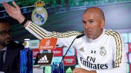 Зидан считает, что Реал показал идеальную игру против Галатасарая