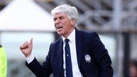 Гасперини будет рад и месту Аталанты в Лиге Европы – тренер Малиновского аргументировал свои скромные амбиции