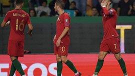 Сборная Португалии обнародовала заявку на заключительные матчи отбора к Евро-2020