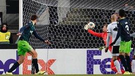 Лига Европы: ЛАСК в волевом стиле сенсационно разгромил ПСВ, Стандард на последних минутах одолел Айнтрахт
