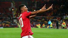Ліга Європи: Манчестер Юнайтед розбив Партизан, Борусія М на останніх секундах вирвала перемогу в Роми