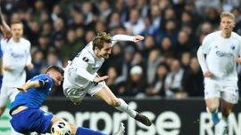 Копенгаген – Динамо: Головко не згідний з результатом матчу Ліги Європи