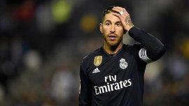 Рамос мячом нокаутировал голкипера Реала на тренировке мадридцев – курьезное видео