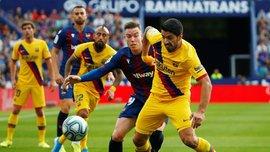 Суарес потрапив до заявки Барселони на матч проти Сельти – форвард мав пропустити гру через пошкодження