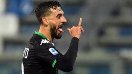 Шедевр Орсолини и курьезный гол Капуто в видеообзоре матча Сассуоло – Болонья – 3:1