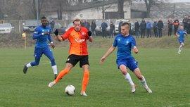 Шахтер U-21 не удержал победу над Динамо, но остался лидером чемпионата
