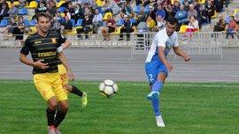 Первая лига: Волынь перестреляла Рух в матче с двумя удалениями, Черноморец Маркевича уступил Горняк-Спорту