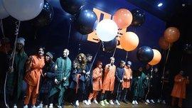 Шахтер презентовал собственную линию fashion-одежды