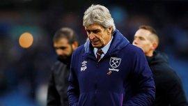 Пеллегріні: Для Вест Хема перерва на матчі збірних настає в дуже потрібний момент