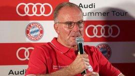 Руководитель Баварии Румменигге озвучил решение клуба по поводу сотрудничества с Венгером