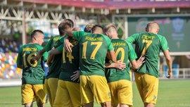 """Друга ліга: Буковина перестріляла Верес у матчі з дев'ятьма голами, у """"дербі Нив"""" сильнішим був Тернопіль"""