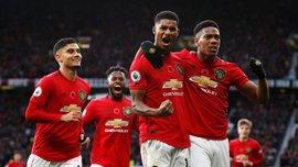 Манчестер Юнайтед – Брайтон – 3:1 – видео голов и обзор матча