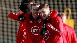 Бейл провів тренування у загальній групі збірної Уельсу – гравець пропустив останній матч Реала