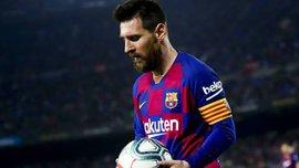 Барселона подаст апелляцию насчет желтой карточки Месси в матче с Сельтой