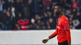 Талант Ренна Камавінга зацікавив кілька європейських грандів – французи очікують на солідну суму за гравця