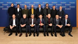 Луческу та Фонсека відвідали Форум елітних тренерів