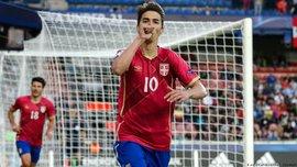 Хавбек сборной Сербии Джуричич: Нужно победить Люксембург и Украину и верить в чудо