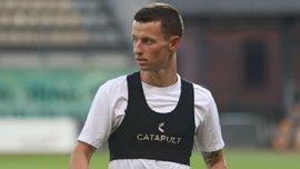 Дебютант збірної України Іванісеня відзначив високий рівень команди Шевченка