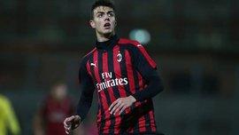 Сын Мальдини подписал новый контракт с Миланом