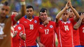 Сборная Чили отменила товарищеский матч с Перу из-за беспорядков в стране
