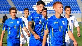 Попов и Конопля могут пропустить матч Украины U-21 против датчан
