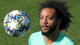 Марсело вернулся в общую группу Реала
