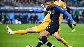 Франція – Молдова – 2:1 – відео голів та огляд матчу
