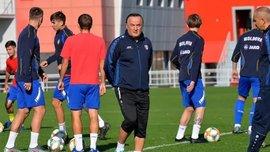 """""""Правила мають бути однаковими для всіх"""", – тренер збірної Молдови розкритикував арбітра матчу з Францією"""