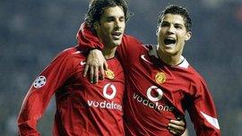 Саа: Ван Нистелрой неоднократно доводил Роналду до слез