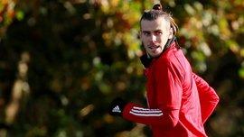 Бейл: Мені більше подобається грати за збірну Уельсу, ніж за Реал