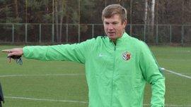 Максимов прокоментував своє призначення головним тренером Ворскли