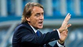 Манчіні прокоментував історичне досягнення збірної Італії