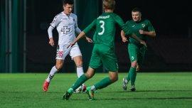 Перша ліга: Волинь перемогла Прикарпаття та вийшла в лідери турніру, Минай та Чорноморець обмінялись голами