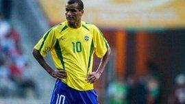 Ривалдо жестко раскритиковал тренера сборной Бразилии