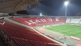 Сербия – Украина: УЕФА обязал команды выйти из раздевалок за 10 минут до начала матча