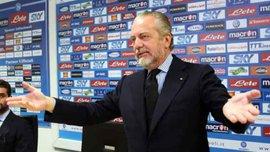 Президент Наполи хочет снизить зарплату всех игроков на 50% – клуб готов подать в суд на своих футболистов