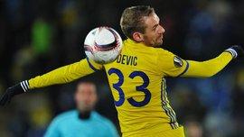 """Девіч сподівається, що """"синьо-жовті"""" подарують шанс Сербії"""