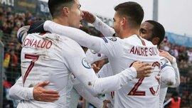 Роналду і компанія обійшлися без допомоги збірної України – відеоогляд матчу Люксембург – Португалія – 0:2