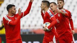 Тадич: Сборная Сербии заслужила победу над Украиной